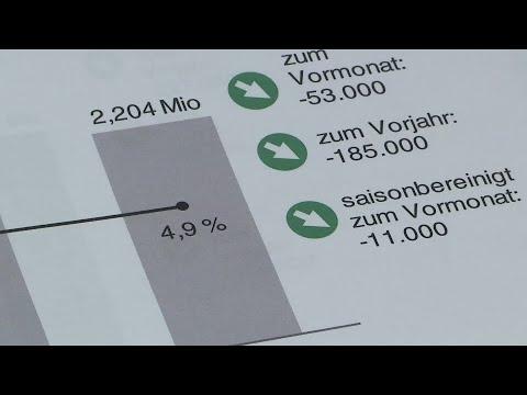 Rekordzahlen auf Arbeitsmarkt: Niedrigste Arbeitslosenq ...