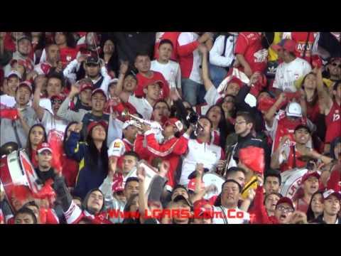 - Independiente Santa Fe Vs Millonarios - CLÁSICO 286 - La Previa! - - La Guardia Albi Roja Sur - Independiente Santa Fe