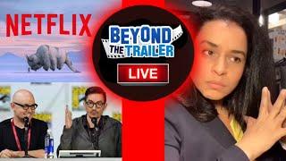 Avatar Creators Quit Netflix Live Action Show, Sarah Cooper Netflix Special by Beyond The Trailer