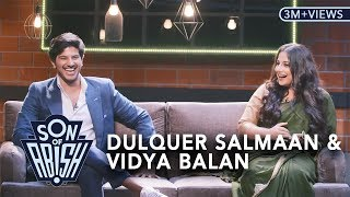 Video Son Of Abish feat. Dulquer Salmaan & Vidya Balan MP3, 3GP, MP4, WEBM, AVI, FLV November 2017
