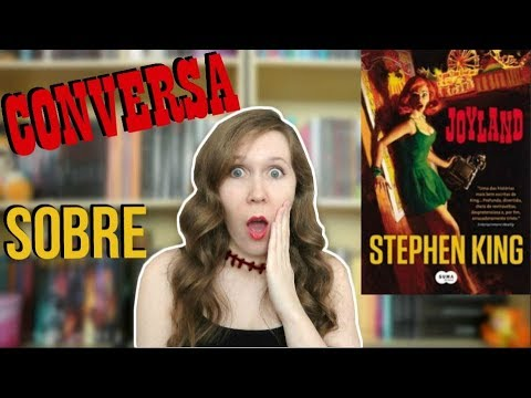 Joyland, do Stephen King | Leituras de Deni