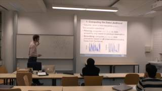 Machine Learning For Computer Vision - Lecture 3 (Dr. Rudolph Triebel)