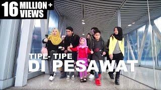 Video TIPE-TIPE RUSUH DI PESAWAT! ANAK BANYAK - GEN HALILINTAR MP3, 3GP, MP4, WEBM, AVI, FLV Oktober 2017