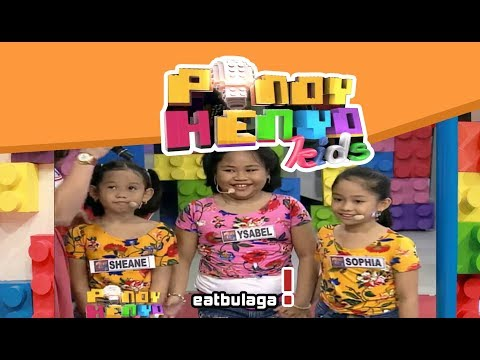 Video Pinoy Henyo Kids   May 9, 2018 download in MP3, 3GP, MP4, WEBM, AVI, FLV January 2017