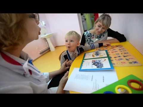 Открытие отделения восстановительного лечения ДГБ № 11