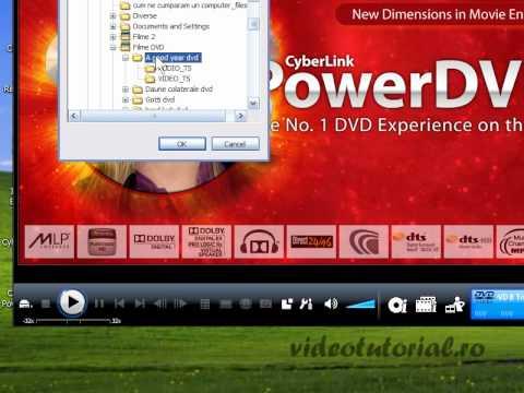 player pentru dvd powerdvd 8 de la compania cyberlink powerdvd