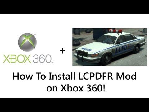 comment installer lcpdfr sur xbox 360