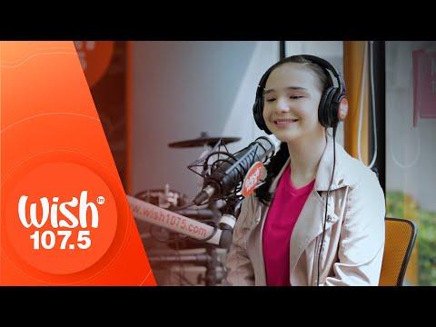 "Sheena Bentoy performs ""You Nurtured It"" LIVE on Wish 107.5 Bus"