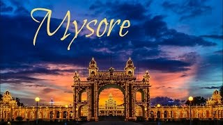 Mysore India  City pictures : Mysore - City of Palaces