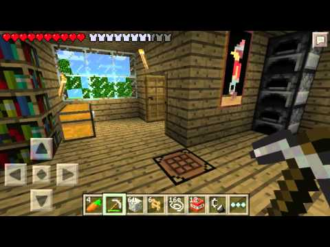 Выживание в Minecraft PE #54 [ЗЕМЛЕДЕЛИЕ :3]