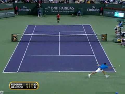 Hanescu enfrenta a Federer