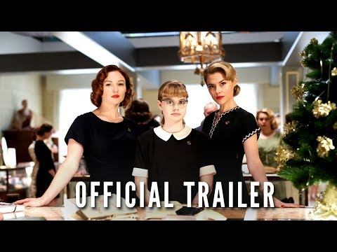 LADIES IN BLACK - Official Trailer - In Cinemas October 18