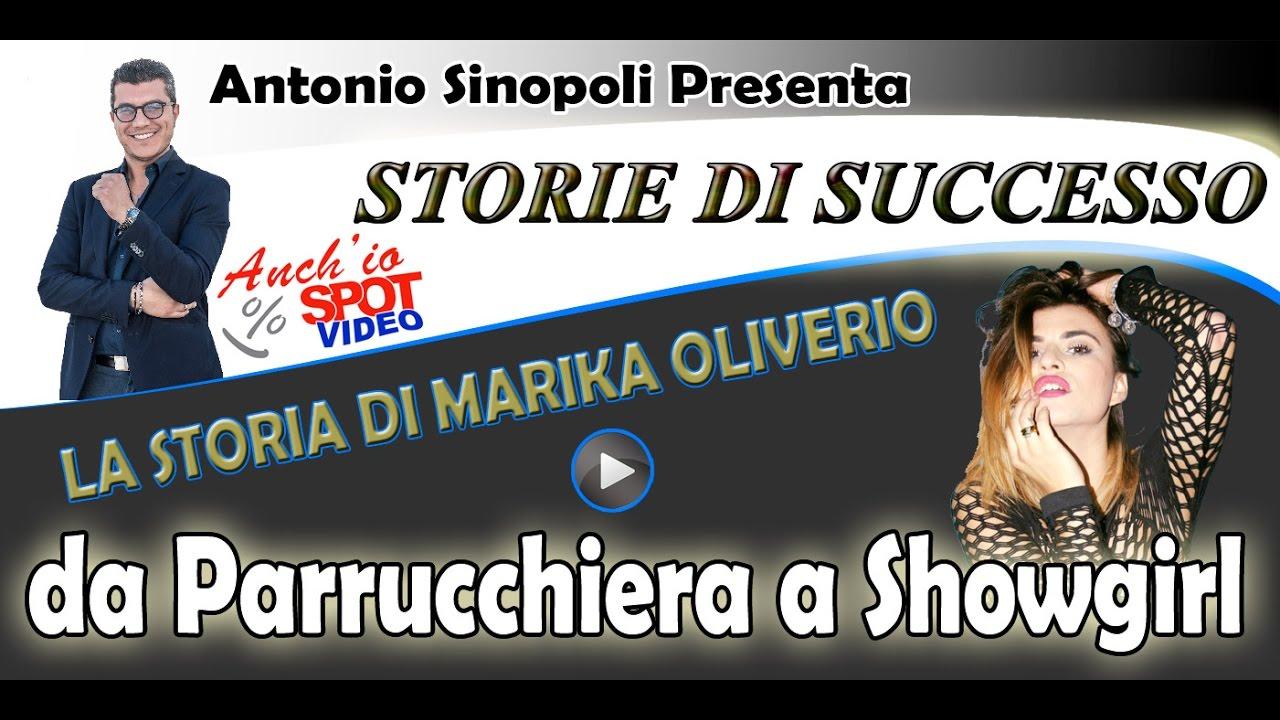 La storia di successo di Marika Oliverio