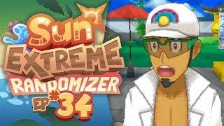 BOY WHAT DID YOU JUST SAY TO ME!? - Pokemon Sun Extreme Randomizer (Episode 34) by Tyranitar Tube