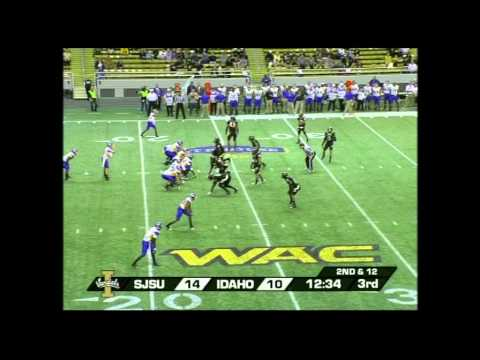 David Fales vs Idaho (2012 Season) video.