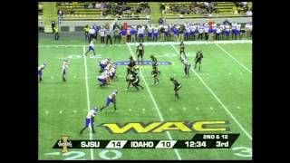 David Fales vs Idaho (2012)