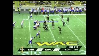 David Fales vs Idaho (2012)
