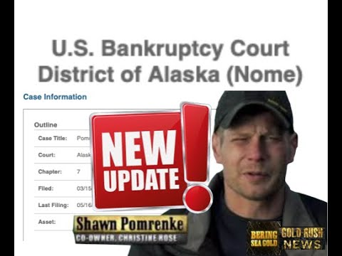 Bering Sea Gold | Shawn Pomrenke ~ Not good news
