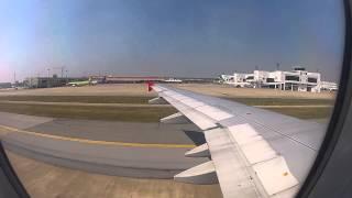 Video Air Asia A320 200 landing at Don Mueang International Airport DMK MP3, 3GP, MP4, WEBM, AVI, FLV Agustus 2018