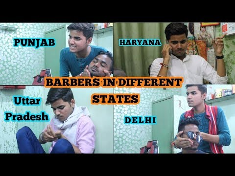 BARBERS IN DIFFERENT STATES SaB se ALg
