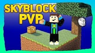 Minecraft SKYBLOCK PVP