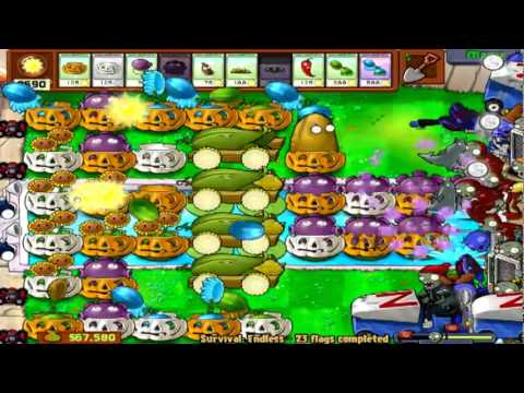 pvz - Showing off some of the bonus words you can type in to get various effects added to zombies. Then messing around with a new setup in Survival Endless and rea...