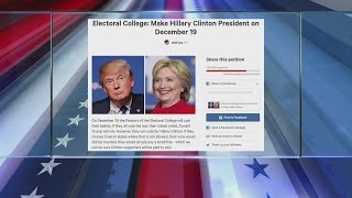 Electoral College Petition ◂ WEWS NewsChannel5 is On Your Side with breaking news & weather updates -- NewsChannel 5 ...