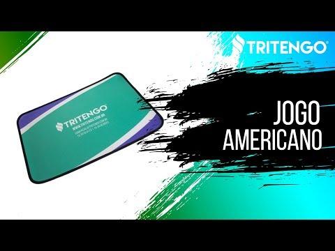 Jogo Americano Personalizado em Neoprene para Brindes Corporativos