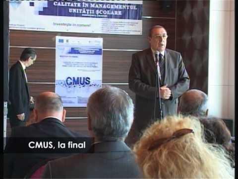 CMUS, la final