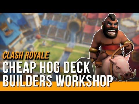 clash royale strategy builders workshop