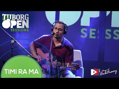 (Timi ra ma by Suraj Parajuli   Tuborg Open Sessions - Duration: 4 minutes, 3 seconds.)