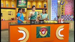 Abhiruchi - Capsicum Kaju Curry (Youtube HD)