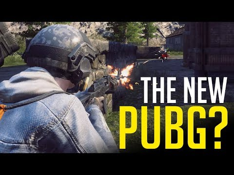 下一款大逃殺遊戲? RING OF ELYSIUM PUBG原Partner做的?