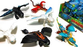 Video How To Train Your Dragon The Hidden World Mega Toys Unboxing! MP3, 3GP, MP4, WEBM, AVI, FLV Februari 2019