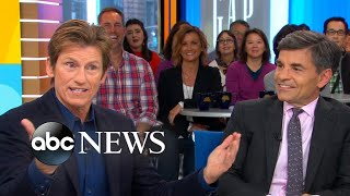 'GMA' Hot List: Denis Leary says he will be an anchor if George Stephanopoulos runs for president