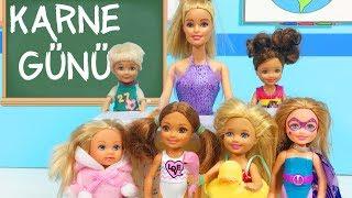 Video Barbie ve Ailesi Bölüm 123 - Karne Günü - Çizgi film tadında Barbie oyunları MP3, 3GP, MP4, WEBM, AVI, FLV Desember 2017