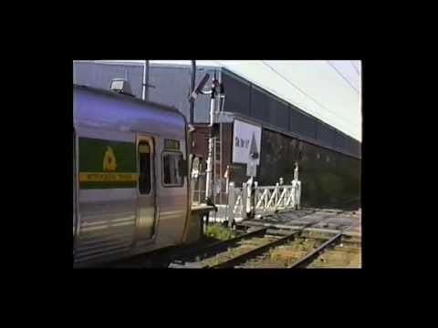 Video 1990 Disc 16a, 17 Jan, ( Melbourne Belgrave, Upfield)