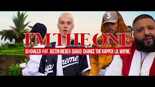 DJ KHALED  Im The One Ft Justin Bieber Lil Wayne Chance The Rapper Quavo Teaser
