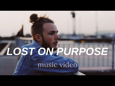 Tim Newman - LOST ON PURPOSE - OFFICIAL MUSIC VIDEO