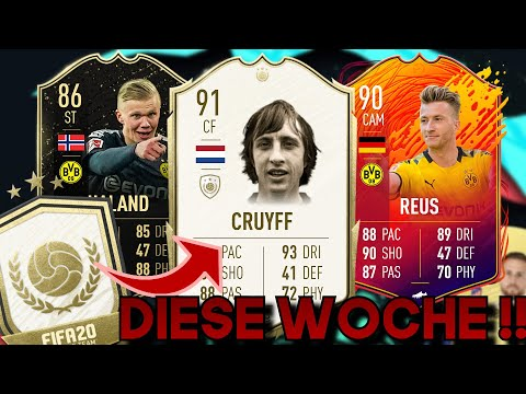 FIFA 20: MID ICON SBC DIESE WOCHE !? 🤩 HEADLINER EVENT ENDE ?! | FIFA 20 ULTIMATE TEAM