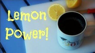 Benefits of Lemon Water - YouTube