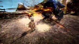 Видео к игре Black Desert из публикации: Оружейное пробуждение персонажей Blader и Mae-Wha в корейской версии Black Desert
