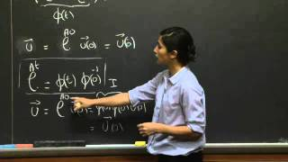 Matrix Exponentials | MIT 18.03SC Differential Equations, Fall 2011