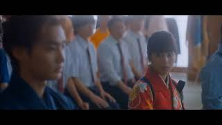 Chihayafuru: Musubi - Arata Team VS Taichi Team Battle Scene (Part 1/2) | Movie Clips 2018