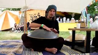 Airvault France  City new picture : Rêve de l'Aborigene, Airvault France (79) 2012. Curt Ceunen, hang sous la tente berbère (1)