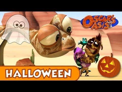 Oscar's Oasis - Godlizard Returns | Halloween | Full Episode