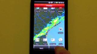 Radar Livepaper Lite YouTube video
