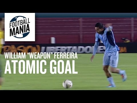 Another screamer from the Libertadores Cup