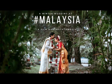 Tamil Wedding in Malaysia | A knot of love for a lifetime - KathiSana