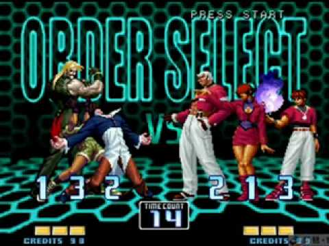 King of Fighters 2002 - Trucos/Codigos